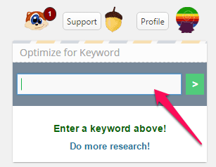 squirrly seo live assistant keyword research